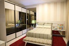 Você está se preparando para decorar seu quarto de casal, e deseja fazer um ambiente super aconchegante e funcional, fica esta dica!!