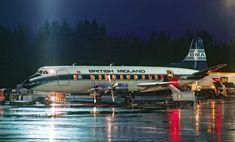 BMA - British Midland Airways V.831 Viscount c/n 402 G-APND