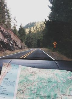 Forget the map! We let the road lead the way #GoWest