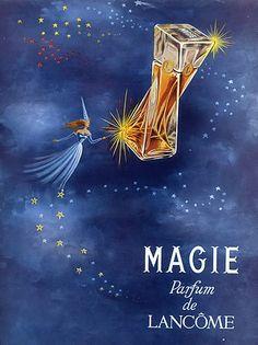 Lancôme (Perfumes) 1952 Magie, Fairy