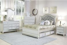 Lil Diva Platform Bedroom