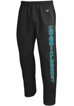 Product: Coastal Carolina University Chanticleers Open Bottom Sweatpants
