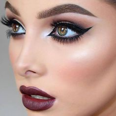 Maquiagem linda...
