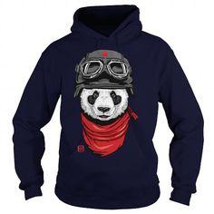 I Love PANDA Bear The Happy Adventurer Animal Dad Mom Lady Man Woman Men Women Girl Boy T shirts