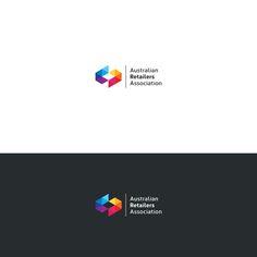 Design the future of Australian retail by fatihankley Logo Branding, Brand Identity, Branding Design, Logo Design, Diamond Logo, Communication Design, Advertising Design, Vocabulary, Language