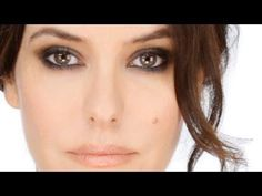 Smokey eye tutorial - Lisa Eldridge -  YouTube