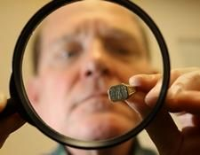 Signet ring of notorius gangster found at Ocklawaha shootout site