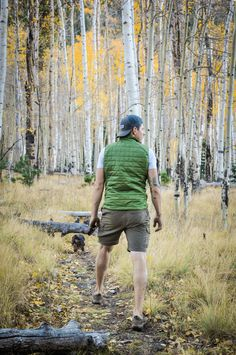 Camping in the mountains of Arizona - The North Face Shorts