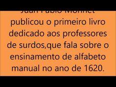 HISTÓRIA DA EDUCAÇÃO DE SURDOS IDADE MODERNA PARTE III