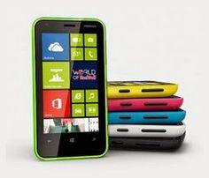 UNIVERSO NOKIA: Windows Phone 8.1 e Cyan | Tocca al Nokia Lumia 62...