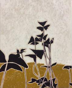 Sean Barton - Shamrock, Painting