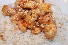 Another new favorite - Skinny General Tso's Chicken. Less than 450 calories a serving - DONE!