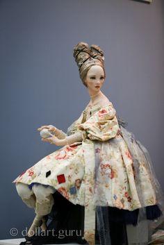 Patricia. Art doll by Alisa Filippova