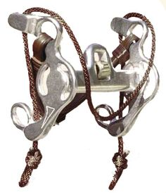 different vintage bits for a team of work horses or mules - Google Search