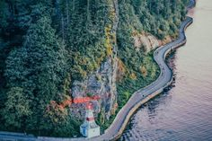 The Stanley Park Seawall! Best things to do in Stanley Park, Vancouver BC!