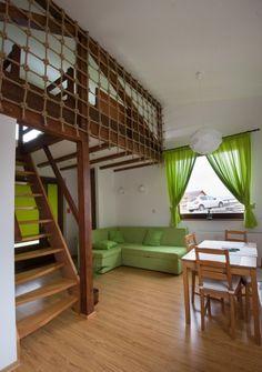 Kerti faház újraértelmezve - bungalók Székelyudvarhelyen