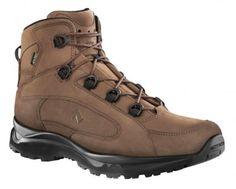 Haix Dakota High Brown Lightweight Gore-Tex Waterproof Boots