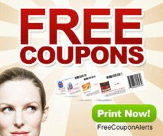 #ad Free Coupon Alerts is always updating with the latest coupons available online. They cover Printable Coupons, E-coupons and much more. Dont Miss a Coupon again with Free Coupon Alerts.