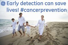 Early detection can save lives #Quotes #GEHealthcare #quotes #sayings #words