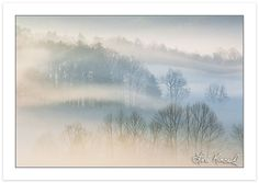 GSMNP, Early morning light in Cades Cove