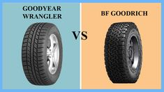 Because tire is an important part in our car, it is better to pick the one that match our need and preference since each one of us probably have different condition and place to drive or driving style. For those who drive on a rougher terrain, Goodyear Wrangler vs BF Goodrich can be a good option to go for they have the specification and capabilities for various conditions. Goodyear Wrangler, Dry Sand, Off Road Tires, Winter Tyres, All Terrain Tyres, Best Tyres, Car, Style, Automobile