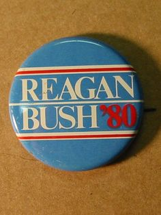 reagan bush 1980 campaigns