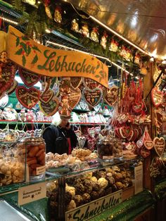 Munich Christmas market.