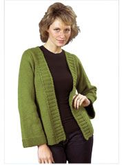Woman's Sweater Knit Pattern