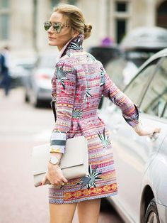 The Olivia Palermo Guide to Accessorizing Like a Pro