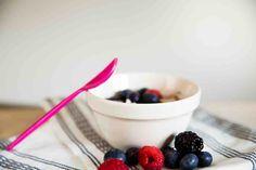 Recipe: Selfmade grain free protein granola cereal