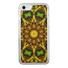 Colorful Mosaic Carved iPhone 7 Case - tap to personalize and get yours Iphone Models, Iphone Case Covers, Iphone 7, Mosaic, Carving, Colorful, Iphone Seven, Wood Carvings, Sculpting