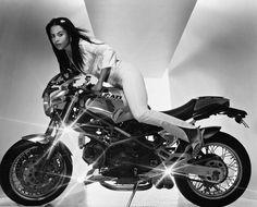Aaliyah Ducati.