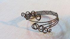 $25.00  Twisted Wire Bracelet
