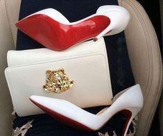 Versace and heels image