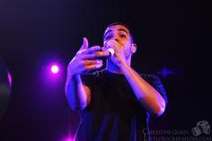 Drake  September 24, 2010 University of South Florida Sun Dome Light Dreams and Nightmares Tour  Photos by Christine Gunn for Little Rocker Media.
