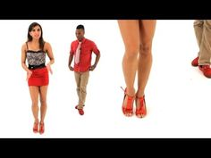 ▶ How to Do the Bachata Square | Bachata Dance - YouTube
