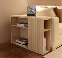 Beautiful Home Decor Ideas Woodworking Furniture, Plywood Furniture, Furniture Projects, Home Furniture, Furniture Design, Sofa Side Table, Bois Diy, Deco Originale, Space Saving Furniture