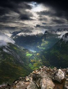 Mountains of Norway