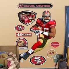 Michael Crabtree, San Francisco 49ers