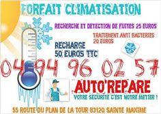Forfaits Climatisation