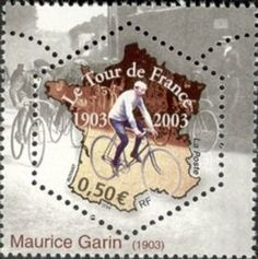 Centenary Tour de France: Maurice Garin