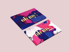 OH MY! Fashion boutique in Wroclaw on Behance
