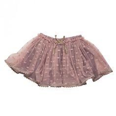 Mirra - rose skirt