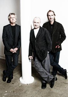Genesis - My all-time favorite band.  Saw them sooo many times.