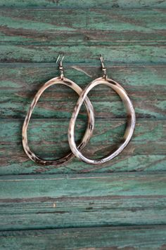 noonday cow horn hoops