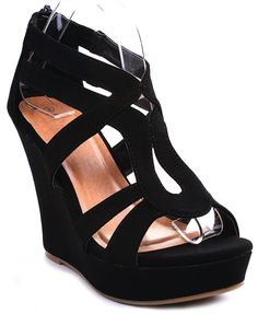 Top Moda Lindy-3 Platform Sandals ** Be sure to check out this awesome product. (This is an affiliate link and I receive a commission for the sales)