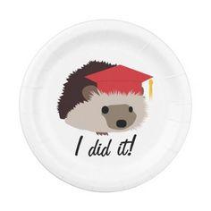 Graduation Hedgehog