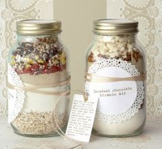 Healthy breakfast muffin mix in a jar                                                                                                                                                                                 More