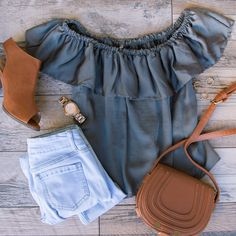 Very Cute Summer Outfit. This Would Look Good Paired With Any Shoes. 58 Affordable Casual Style Looks You Should Own – Very Cute Summer Outfit. This Would Look Good Paired With Any Shoes. Spring Summer Fashion, Spring Outfits, Winter Fashion, Spring Style, Spring Break, Look Fashion, Fashion Outfits, Womens Fashion, Fashion Trends