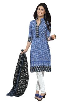#Cotton Dresses ONLY for 999/-  FREE SHIPPING | EASY RETURNS | CASH ON DELIVERY !!!  Shop here: http://www.ethnicqueen.com/eq/stitched-suits/